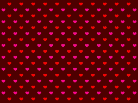 Red and pink heart valentine wallpaper