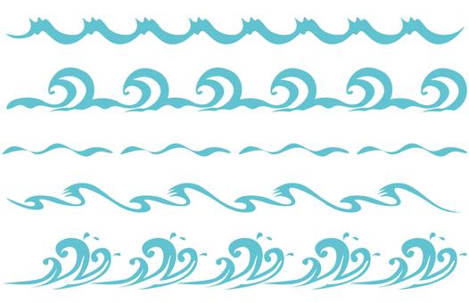Wave, Nami, Nami, None waves