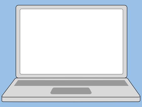 筆記本電腦簡單