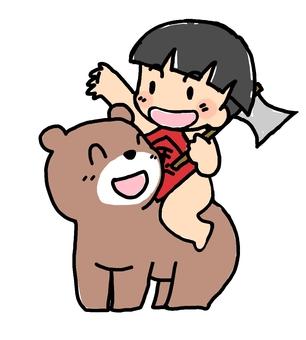 곰 탄 긴타