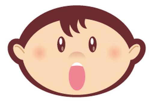 Surprise _ Facial expression _ Child