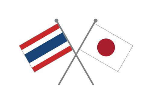 Flag (Japan & Thailand)