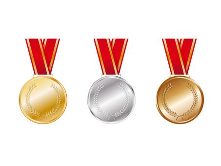 리본 메달 2