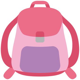 Backpack-02 (Pink)