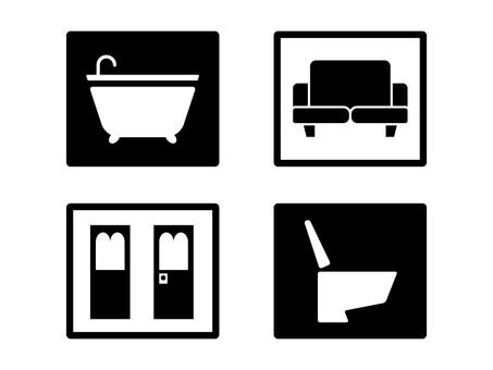 Housing icon A