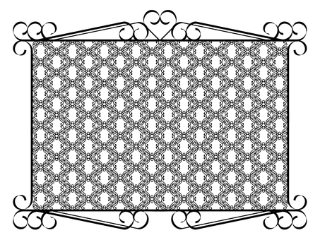Arabesque pattern 2