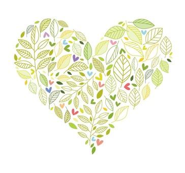 Leaf 12 Heart