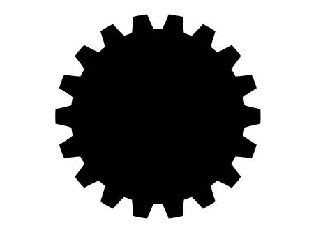 Black gear (gear)