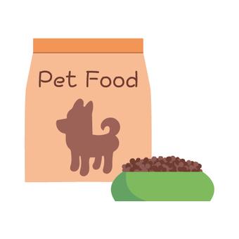 Image of pet food