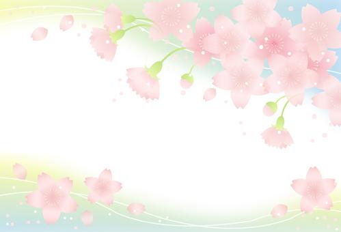 Sakura Frame 10