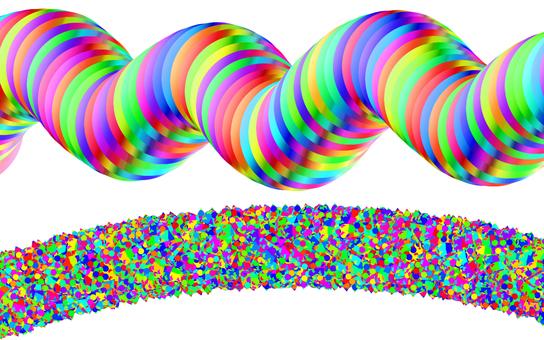 Color wave 5