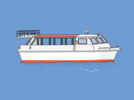 Small passenger boat 2