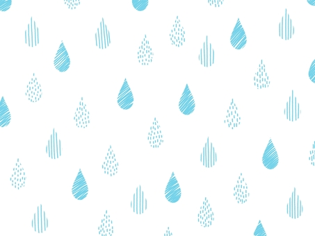 Background material * Raindrop handwritten pattern 2