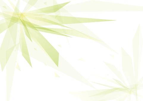 背景圖像綠色