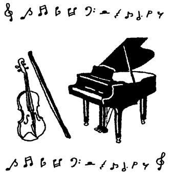 ピアノ ヴァイオリン