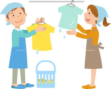 71001. Laundry 3