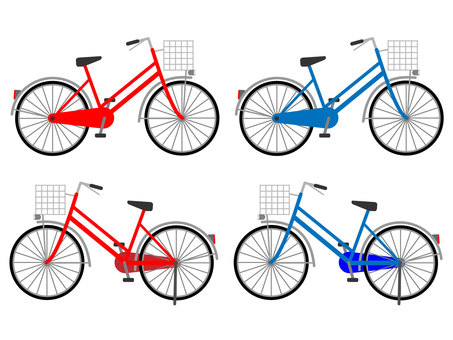 Bicycle (right / left)