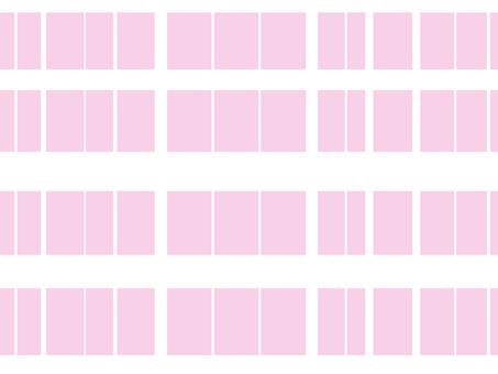 Grating 0001 - Pink