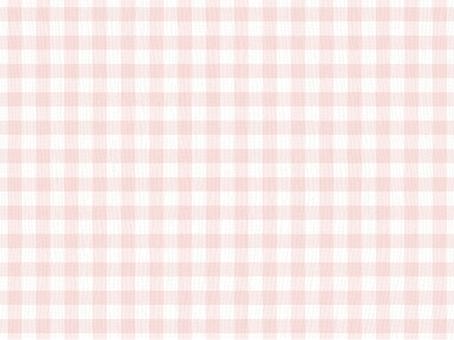 Plaid cloth ⭐️ Pink