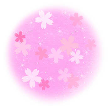 Glittering Cherry Pink