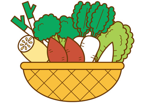 Winter vegetables 4c