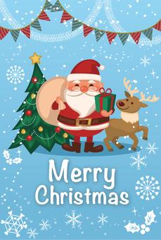 クリスマスカード03-01