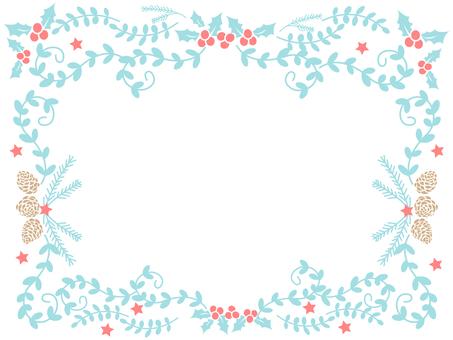 Holly frame