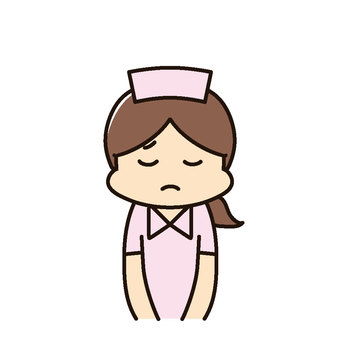 Female nurse apologized