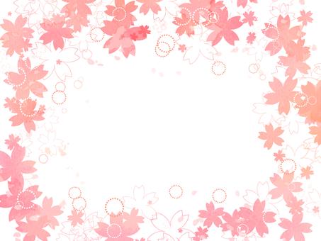 Background material Sakura 4