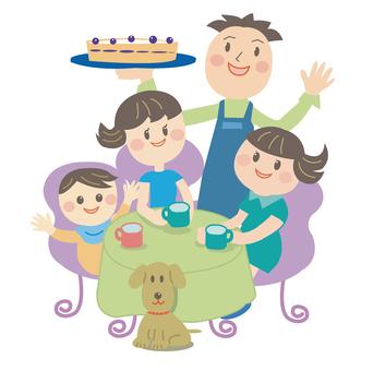 I got a cake 2