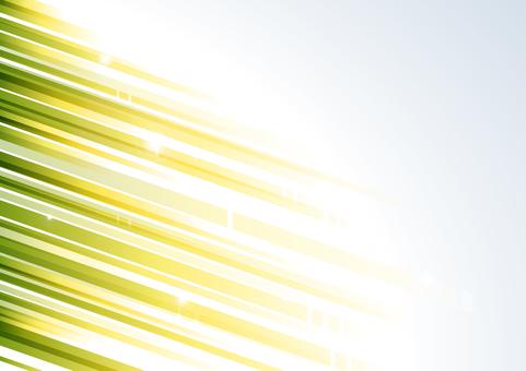 황 녹색 광선