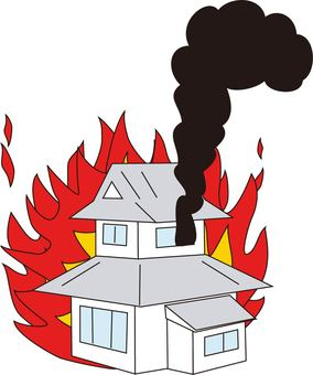 Residential fire