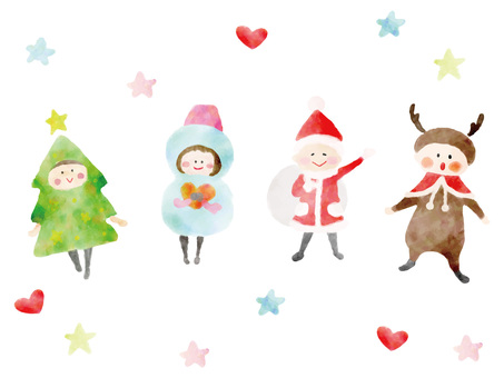 Christmas set ver 15