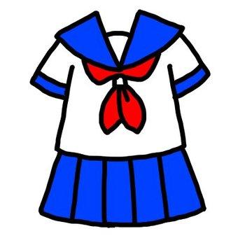 Sailor suit A