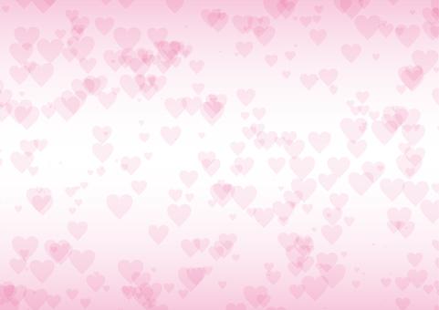Heart background 2b