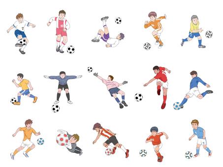 Football set 1