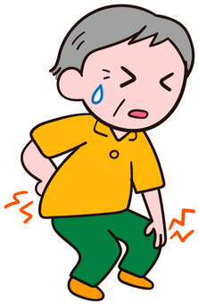 Physical disorder during the rainy season in June