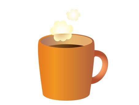 Coffee · Yellow Mug Cup