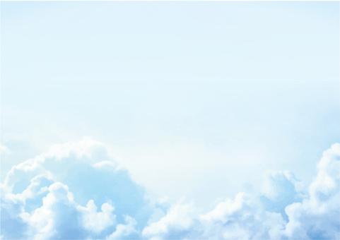 봄의 하늘 2