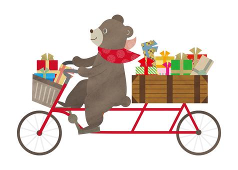 Valentine Material 26 (Bear 01i)