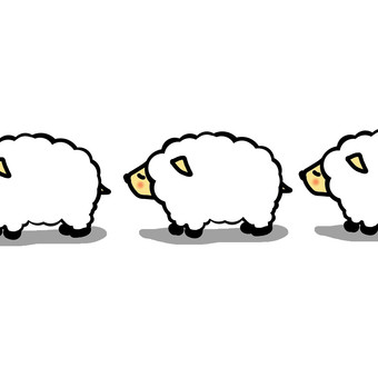 Sheep's March