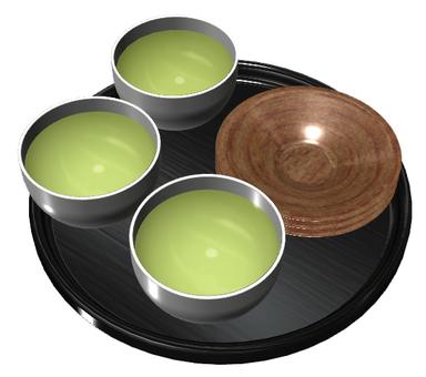 Japanese tea green tea