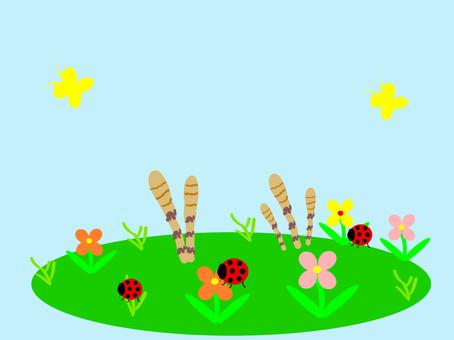 春天的形象