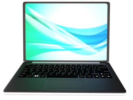 Laptop computer 03