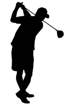 高爾夫球手