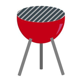 Barbecue stove