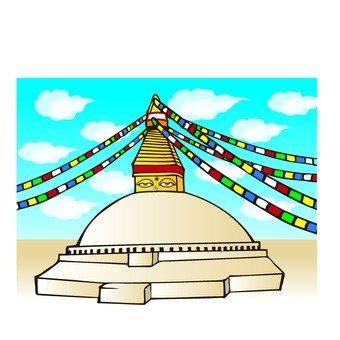 Swayan bunat temple