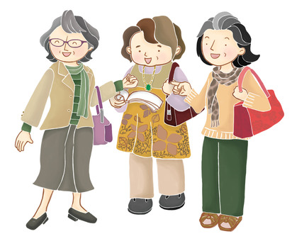 Women's journey _ Senior_ Background None