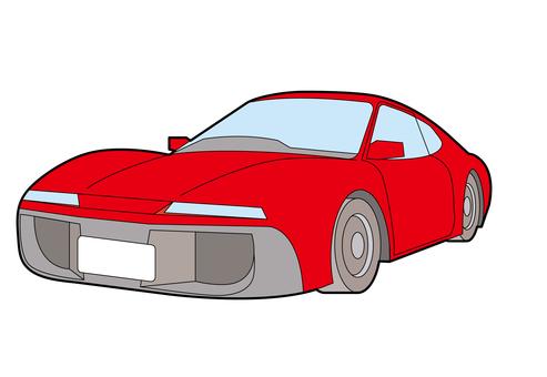 Sports car 4