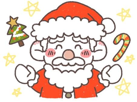Cute Santa Claus (Nico Nico)
